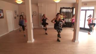 "Zumba with Talia ""Krazy"" Pitbull ZUMBA BURST"