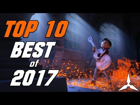 [Top 10] BEST Animated MOVIES & SHOWS of 2017