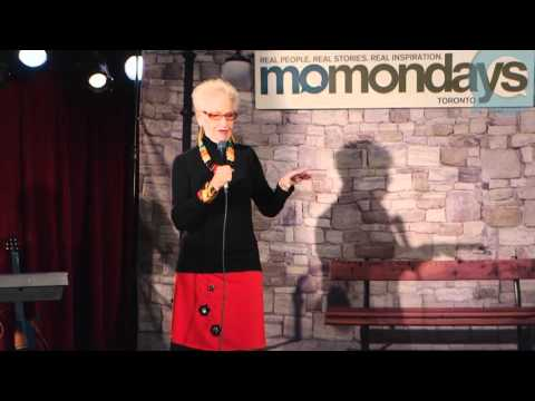 20160425 momondays Toronto Helen Wilkie