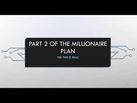 Part 2 Millionaire Plan
