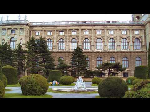 The four seasons in Vienna - Austria - HD