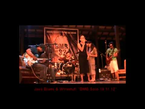 Java Blues & Wirastuti.mov COME RAIN or COME SHINE cover