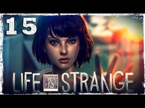 Смотреть прохождение игры Life is Strange. #15: Ночное купание.