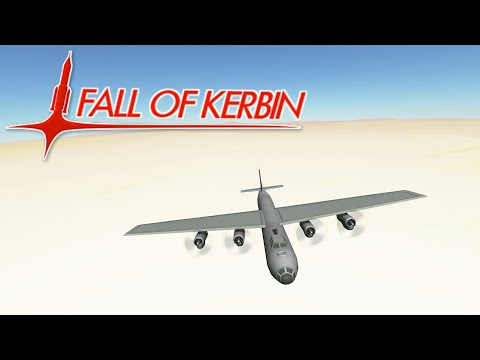 Fall Of Kerbin #23 - Backs Against The Wall - Kerbal Space P