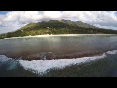 Rarotonga, Cook Islands - New 2U