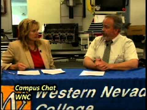 Campus Chat #90: Machine Tool Technology and Zen Meditation