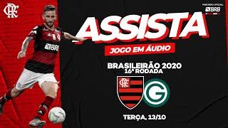 Flamengo x Goiás AO VIVO na FlaTV   Brasileiro 2020