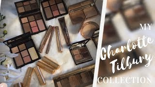 My Charlotte Tilbury Makep Items