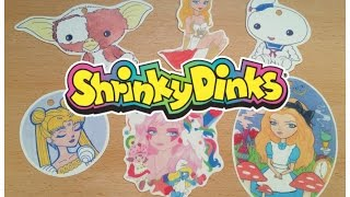 Shrinky Dinks Ink Jet Sheets Demo
