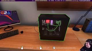 PODKRĘCAMY PROCKA I KARTĘ - PC Building Simulator / 30.01.2019 (#1)