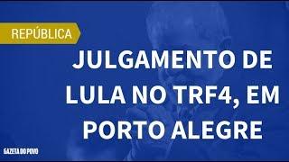 Desembargadores do #TRF4 julgam recurso de Lula contra a decisão do...