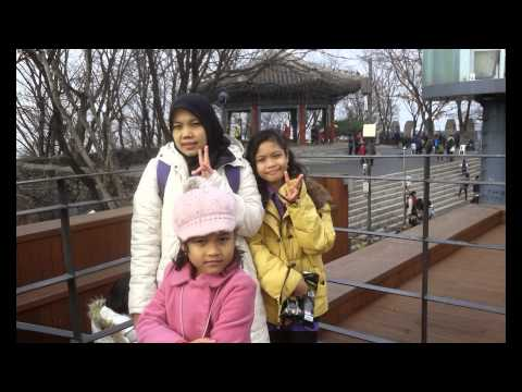 Korea Trip: N Seoul Tower Tour - Namsan Cable Car & Seoul City View