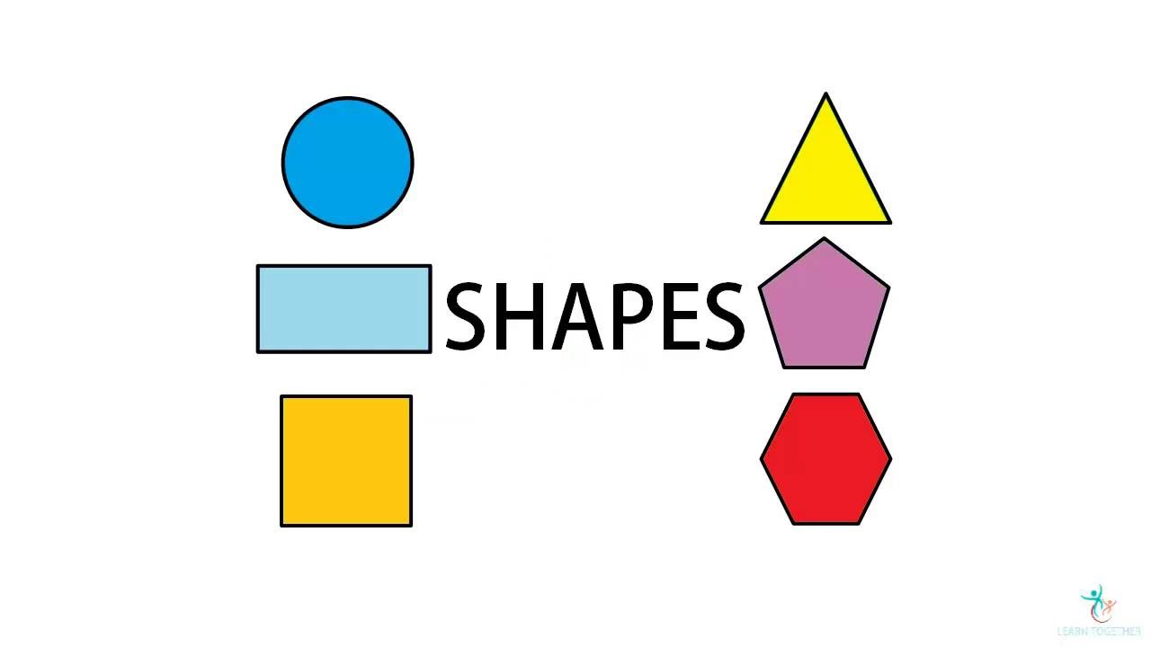 Learning 2D Shapes HD EYFS, Year 1 National Cirriculum