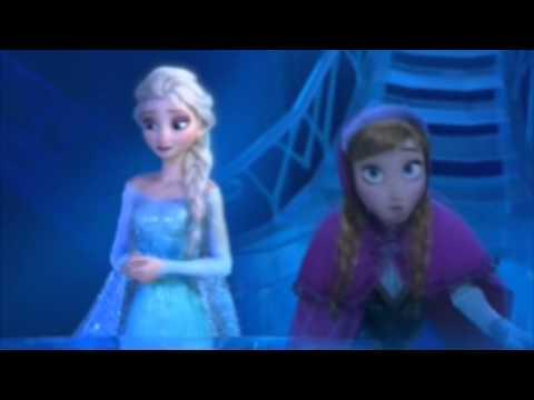 I Wanna See you be Brave Elsa ~ Frozen MV