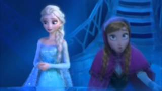 I Wanna See you be Brave Elsa ~ Frozen MV