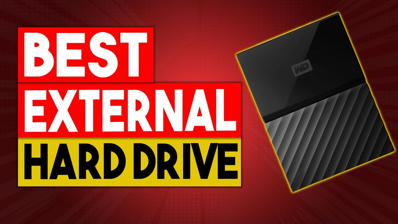 8 Best External Hard Drives 2021 (Buyers Guide And Reviews)