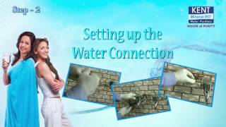 RO+UV+UF+TDS Water purifier: How to Install Kent Grand Plus | Kent