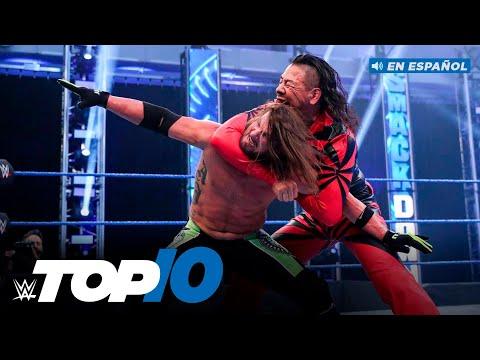 Top 10 Mejores Momentos De SmackDown En Español: WWE Top 10, May 22, 2020