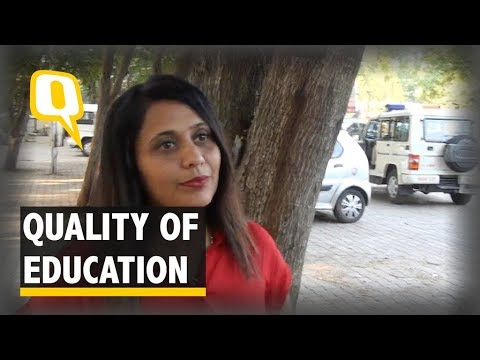'Has The Govt Made Any Improvement in Education?': 43-Year-Old NGO Owner | #VoicesofGujarat