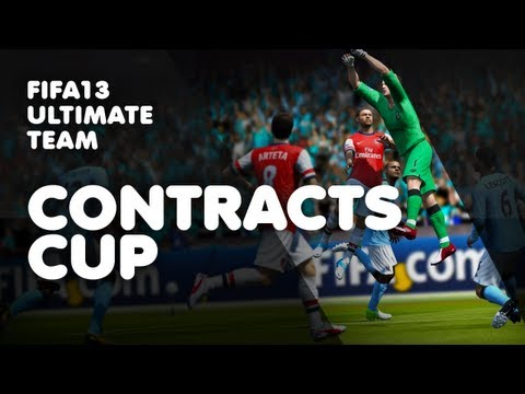 FIFA 13 | Ultimate Team Cups | Contracts Cup