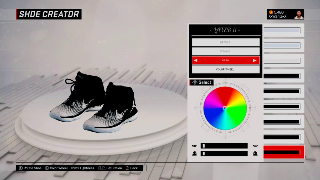 Nba 2k17 Shoe Creator || Air Jordan 31 Fine Print || How to Make Jordan 31  Fine Print in NBA 2k17