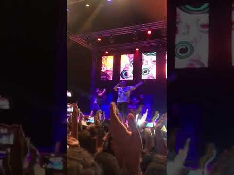 Rocco Hunt concerto del 14 agosto 2017 sé mi chiami
