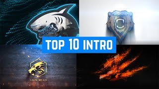 Top 10 Intro Logo 2019 #2 Free Download | After Effect Template
