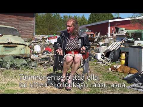 Romukauppias Markus Qstockin videovieraana