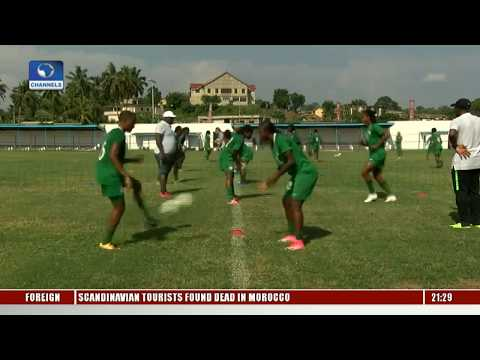 Cyprus Women's Cup: Super Falcons To Face Austria, & Slovakia |Sports Tonight|