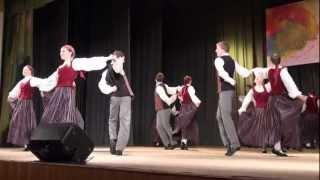 Cēsu deju apriņķa.deju kolektīvu skate Cēsu CATA kultūras namā 2.03.2013 - 00907