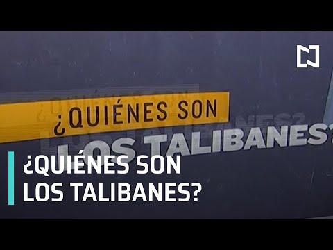 ¿Quiénes son los talibanes? - Despierta