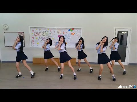 170831 BONUSbaby (보너스베이비) - Gee (SNSD DANCE COVER) Dance Practice