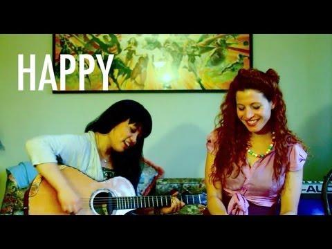 HAPPY: Melissa Polinar Feat. Nina Storey (original)
