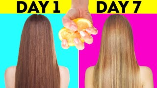 36 NATURAL BEAUTY RECIPES FOR YOUR HAIR