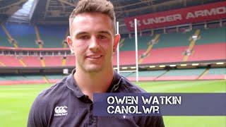 Cwestiynau cyflym Owen Watkin | CIC | S4C