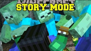 Minecraft: STORY MODE - EATEN ALIVE! [Episode 4][2]