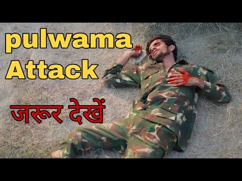 pulwama attack   Desh ka hero   Prince Verma