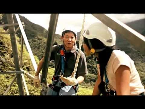 Film institutionnel  - Société de Transport d'Énergie électrique en Polynésie