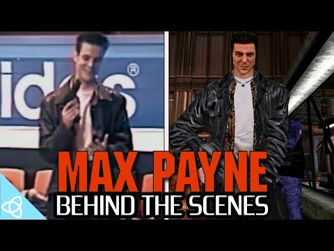 Behind The Scenes - Max Payne