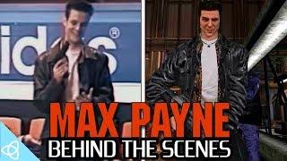 Behind the Scenes - Max Payne
