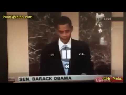 RACIST Remark? Jeff Sessions / Barack Obama