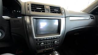 2010 Ford Fusion SEL NAV (stk# P2570 ) for sale at Trend Motors Used Car Center in Rockaway, NJ