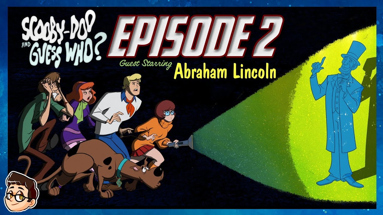 Scooby Doo And Guess Who Episode 2 Review Reaction Youtube