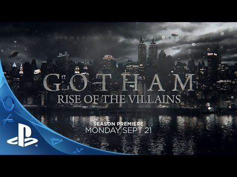PlayStation Exclusive Premiere - Gotham: Rise of the Villains