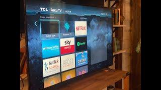TCL 4 Series Roku Smart TV Review
