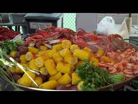 Everglades City Seafood Festival