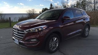 2016 Hyundai Tucson 2.0L AWD Luxury - Review