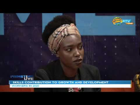 Prime Time Live - Discussing Women & ICT In Rwanda