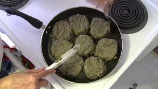 Recipe: Lentil Burgers