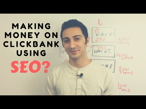 Making Money On Clickbank Using SEO – Is It Possible?